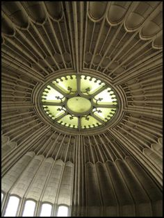 Yet another of my portrait of the rotunda of the Healey Building, Downtown Atlanta.