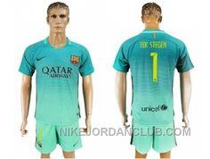 http://www.nikejordanclub.com/barcelona-1-ter-stegen-sec-away-soccer-club-jersey.html BARCELONA #1 TER STEGEN SEC AWAY SOCCER CLUB JERSEY Only $20.00 , Free Shipping!