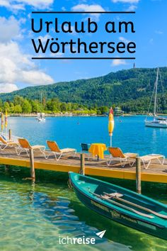 Der Wörthersee ist eines der schönsten Plätze Österreichs. Und perfekt für einen Wochenendtrip! Places In Europe, Places To See, Travel Around The World, Around The Worlds, Travel Destinations, Travel Tips, Reisen In Europa, Heart Of Europe, Holiday Travel