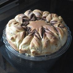 Star Bread, Brioche Bread, Star Shape, Pie, Desserts, Recipes, Food, Torte, Tailgate Desserts