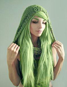 #green #vivaelcolor #haircolor