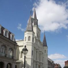 St. Louis Cathedral, New Orleans God Bless NOLA!