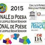 Premio Internazionale di Poesia - Sulle orme di Léopold Sédar Senghor Prima Edizione 2015