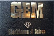GEM Stakehouse & Saloon at Mineral Palace Hotel and Gaming in Deadwood, South Dakota.