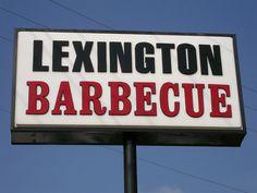 Lexington Barbecue Sign Lexington, NC | Flickr - Photo Sharing!