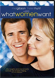 Rent What Women Want starring Mel Gibson and Helen Hunt on DVD and Blu-ray. Get unlimited DVD Movies & TV Shows delivered to your door with no late fees, ever. One month free trial! Streaming Movies, Hd Movies, Film Movie, Movies To Watch, Movies Online, Movies And Tv Shows, Hd Streaming, Comedy Movies, Girly Movies