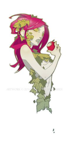 Poison Ivy Iniquitousfish