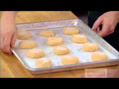 ▶ Chewy Sugar Cookies on America's Test Kitchen Season 11 - YouTube