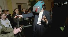 Photos: A visual history of virtual reality headsets (it aint always pretty)