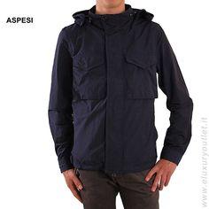 #Aspesi #jacket -70%!!! on #eluxuryoutlet!!! >> http://www.eluxuryoutlet.it/it/giaccone-aspesi-impermeabile-in-tela-di-nylon.html