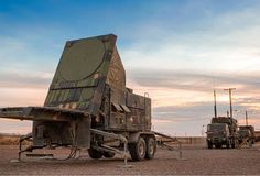 THE PATRIOT MISSILE SYSTEM RADAR: A highly effective ground to air defense system for the U.S.  and many allies.