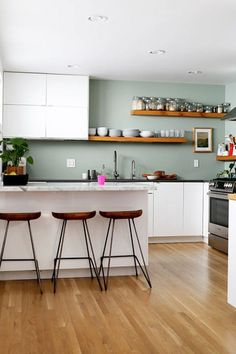Forget Pantone's Color of the Year: We're Swooning Over Pinterest's  #purewow #pinterest #trends #home #renovation