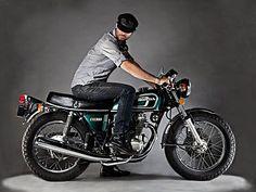 Honda CB360 | honda ah-bir-zengin-olsam