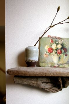 Vintage Small Handmade Ceramic Vase by WildPoppyGoods on Etsy