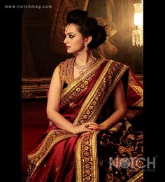 Designer Umang Hutheesing's Heritage Collection, The Royal Bride.