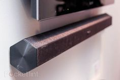 The HTCT60 from Sony - wallmounted makes our top 5 sound bars for TV 2013