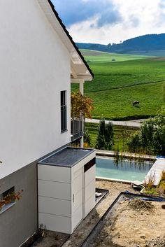 Design gartenhaus Swinterthur