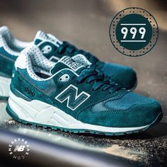 New Balance 999: Forest Green