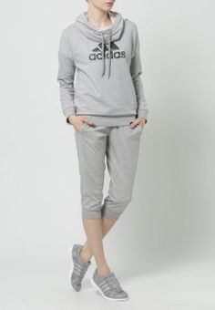 adidas Performance - TOMBOY - Genser - medium grey