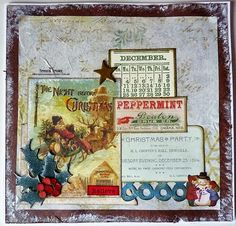 Bumblebees and Butterflies: A Nostalgic Christmas – Country View Crafts