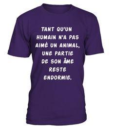 # Amoureux des animaux ? Affichez-le ! .  J'aime les animaux et j'en suis fier! Les bénéfices  des ventes de ces Tee-Shirts serviront le bien-être des animaux! Je  participe et j'achète mon Tee-Shirt!