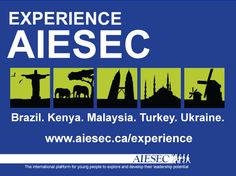 Experience AIESEC