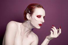 Face Corset: Fashion — Paddy Hartley