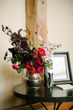 Photography : Christine Sargologos Photography | Floral Design : The Nouveau Romantics | Venue : Barr Mansion Read More on SMP: http://www.stylemepretty.com/texas-weddings/austin/2014/02/05/autumn-wedding-at-barr-mansion/