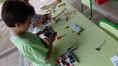 #LEGO marble run #opendayec @SekElCastillo @institucionsek @merpereda @LEGO_Education #makered