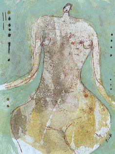 Nude 4a by Scott Bergey
