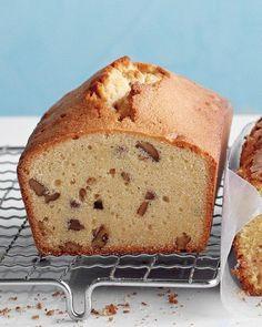 Pound Cake // Brown-Sugar, Maple, and Pecan Pound Cake Recipe