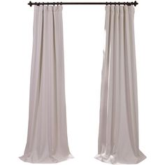 Freemansburg Blackout Single Curtain Panel Reviews ($61) ❤ liked on Polyvore featuring home, home decor, window treatments, curtains, black out window treatments, blackout curtains, blackout window panels, blackout drapery and black out curtains