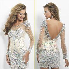 New Sexy Wedding Dress Prom Dress Cocktail Dress Custom Size 2 4 6 8 10 12 | eBay