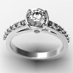 CAD Designed Ring - wow