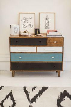 renovar-reformar um movel-aparador-buffet-comoda com tinta pintura