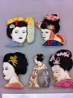 Too pretty to eat!...Geisha Cookies | 6222084006_c6f1998df5_z.jpg