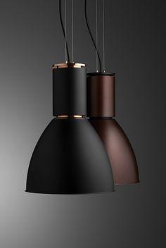 Nubes - Apparecchio LED a sospensione con alimentatore interno. Possibilità di personalizzare la lampada in diverse finiture aggiungendo i distanziali nelle finiture preferite. designed by Arch. Diego Collareda