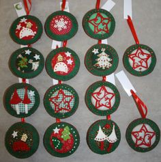 Green christmas decors filled with lavender from www.masnimesi.net