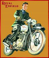 Bullet Bike Royal Enfield Pictures Ideas For 2019 Enfield Motorcycle, Motorcycle Posters, Retro Motorcycle, Motos Royal Enfield, Old Posters, Vintage Posters, Bullet Bike Royal Enfield, British Motorcycles, Vintage Motorcycles