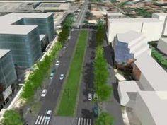 Tramway de Courbevoie : Retrouvez tous les détails de l'aménagement Boulevard de la Mission Marchand 92400 COURBEVOIE