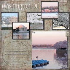 Washington,+DC+-+Cherry+Blossoms - Scrapbook.com