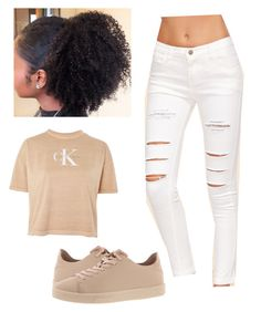 """"""""""" by kenzie2202 on Polyvore featuring Calvin Klein"""