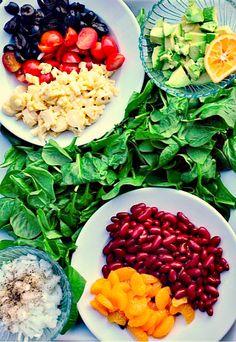 Vegan Cobb Salad reluctantentertainer.com