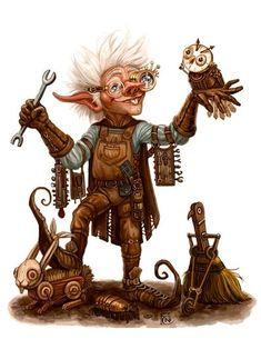 tinker gnome - Google Search