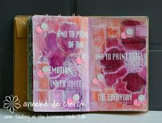 Some fiddling on the kitchen table: Inspiration Wednesday 2015 #19