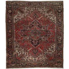 New Contemporary Persian Heriz 65067 - Area Rug area rug