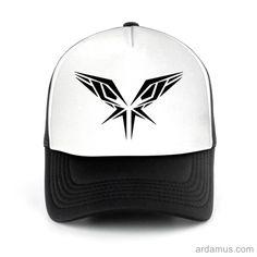 Radical Redemption Logo Trucker Hat for men or women. Available color black, red, pink, green. Shop more at ARDAMUS.COM #djtruckerhat #djcap #djsnapback #djhat