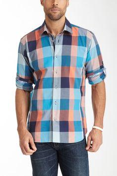 Jared Lang Long Sleeve Dress Shirt on HauteLook