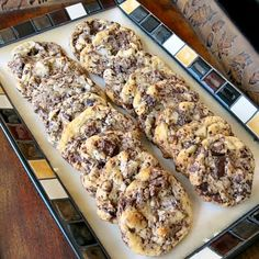 OMG! The Other Side of Fifty: New York Times Chocolate Chip Cookies (Treats for Co-Irkers)