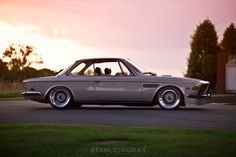 BMW 3.0 - one of my favorite cars of all time. Beautiful.